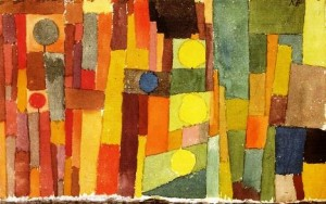 Paul-Klee-In-the-Style-of-Kairouan