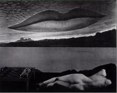 All'ora dell'osservatorio. Gli amanti (1932). Man Ray