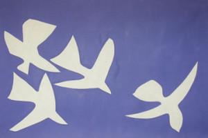 360 Les Oiseaux Oil Painting by Henri Matisse