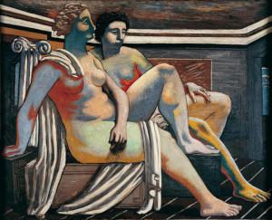 due-figure-mitologiche-1927-giorgio-de-chirico